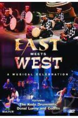 East Meets West DVD Cover Art