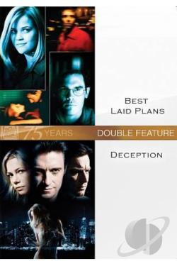Best Laid Plans/Deception DVD Cover Art