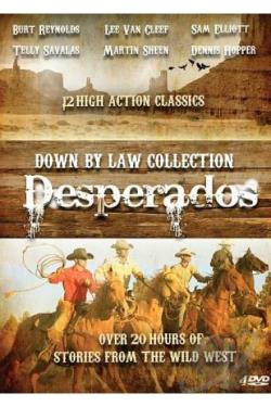 Desperados Collection DVD Cover Art