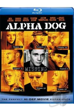 Alpha Dog BRAY Cover Art