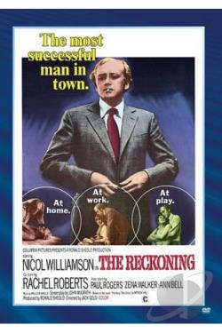 Reckoning DVD Cover Art