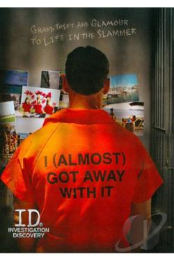 I (Almost) Got Away with It DVD Cover Art