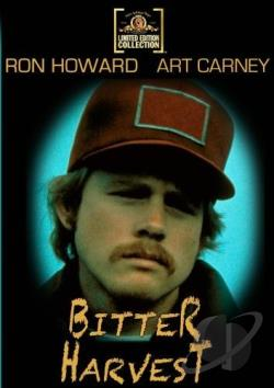Bitter Harvest DVD Cover Art