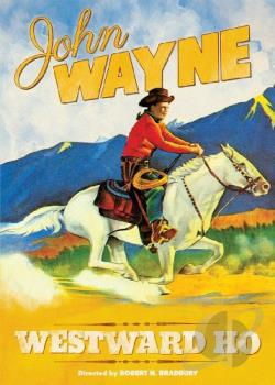 Westward Ho DVD Cover Art