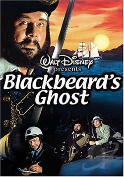 Blackbeard's Ghost DVD Cover Art