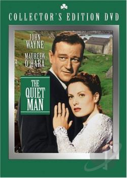 Quiet Man DVD Cover Art