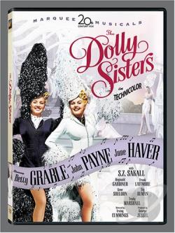 Dolly Sisters DVD Cover Art