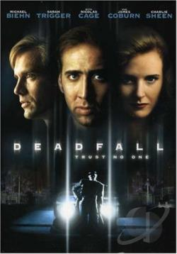 Deadfall DVD Cover Art