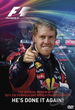 Official Review of the 2011 FIA Formula One World Championship DVD Cover Art