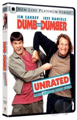 Dumb and Dumber DVD Cover Art