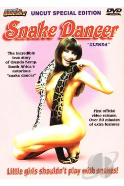 Snake Dancer DVD Cover Art