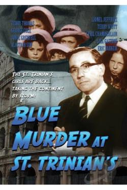 Blue Murder At St.Trinian's DVD Cover Art