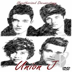 Union J: Unauthorized Documentary DVD Cover Art