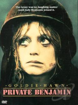 Private Benjamin DVD Cover Art