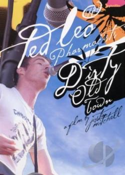 Ted Leo/Pharmacists - Dirty Old Town DVD Cover Art