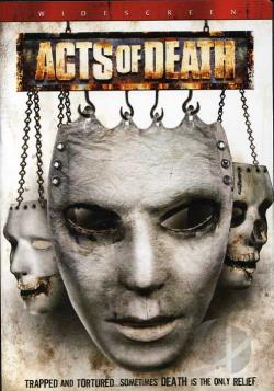Acts of Death DVD Cover Art