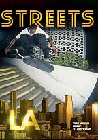 Streets: Los Angeles DVD Cover Art
