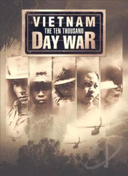 Vietnam: The Ten Thousand Day War Boxed Set DVD Cover Art