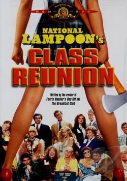 National Lampoon's Class Reunion DVD Cover Art