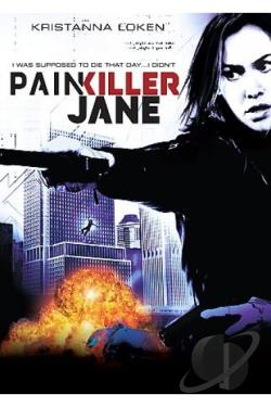 Painkiller Jane DVD Cover Art