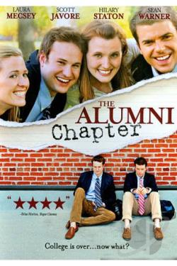Alumni Chapter DVD Cover Art