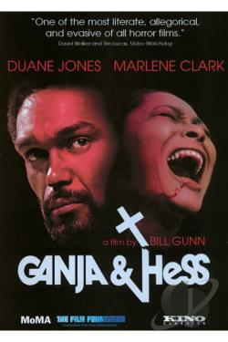 Ganja & Hess DVD Cover Art