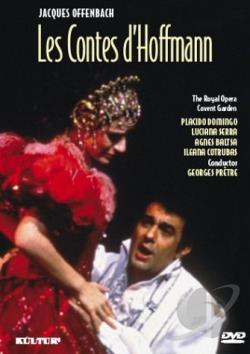 Tales of Hoffmann DVD Cover Art