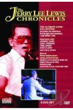 Jerry Lee Lewis - Jerry Lee Lewis Chronicles DVD Cover Art