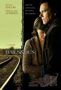 Rails & Ties DVD Cover Art
