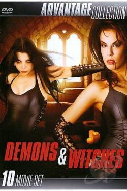 Demons and Witches - 10 Movie Set DVD Cover Art