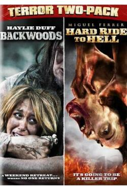 Backwoods/Hard Ride to Hell DVD Cover Art
