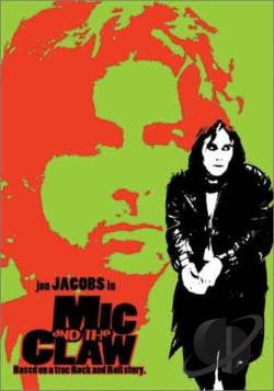 Mic And The Claw DVD Cover Art