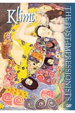 Klimt DVD Cover Art