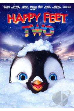 Happy Feet Two DVD Cover Art