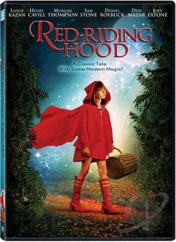 Red Riding Hood DVD Cover Art