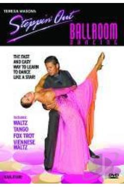 Steppin' Out Ballroom DVD Cover Art