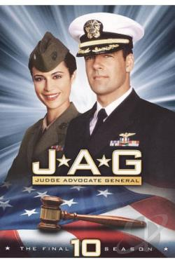 Jag - The Final Season DVD Cover Art