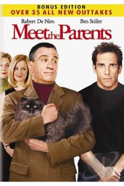Meet The Parents DVD Cover Art