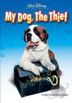 My Dog the Thief DVD Cover Art
