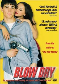 Blow Dry DVD Cover Art