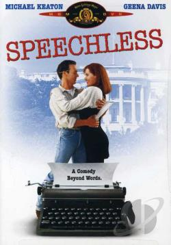 Speechless DVD Cover Art