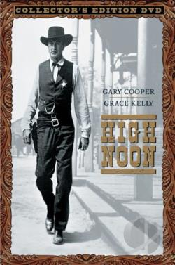 High Noon DVD Cover Art