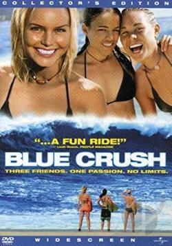 Blue Crush DVD Cover Art