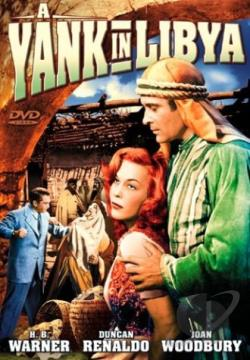 Yank in Libya DVD Cover Art