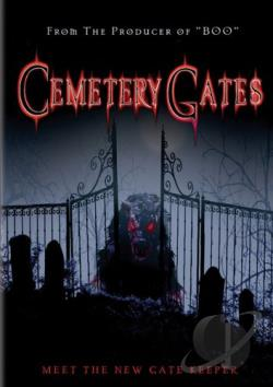 Cemetery Gates DVD Cover Art