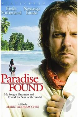 Paradise Found DVD Cover Art