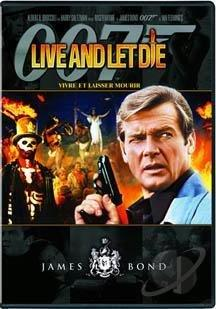 Live and Let Die DVD Cover Art