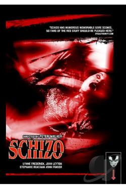 Schizo DVD Cover Art