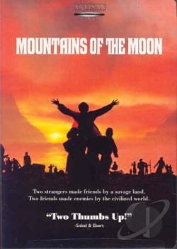 Mountains of the Moon DVD Cover Art