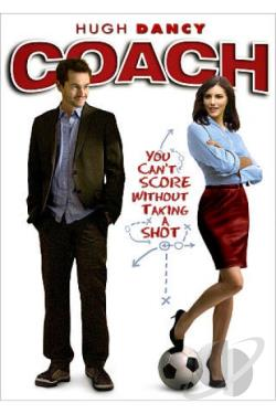 Coach DVD Cover Art